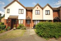 Terraced home in Turners Meadow Way...