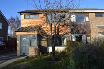 semi detached property in St Tibba Way, Ryhall...
