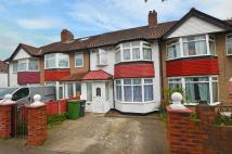 Terraced property in Marvels Lane Grove Park...