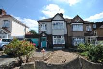 semi detached home to rent in Ridgeway Drive Bromley...