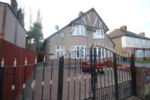 semi detached house in Marvels Lane Grove Park...