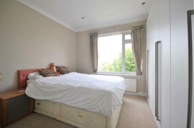Second Bedroom (W...