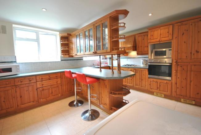 Kitchen Diner wit...