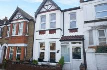 4 bed Terraced house in Hazeldon Road Brockley...