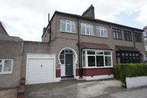 3 bedroom semi detached home for sale in Chudleigh Road Brockley...