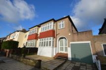 3 bed Terraced house for sale in Chudleigh Road Brockley...