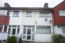 Terraced house for sale in Brockley Hall Road...