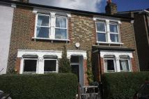 3 bedroom End of Terrace home in Brockley Grove Brockley...