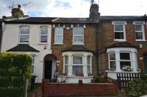 Terraced home for sale in Crofton Park Road...