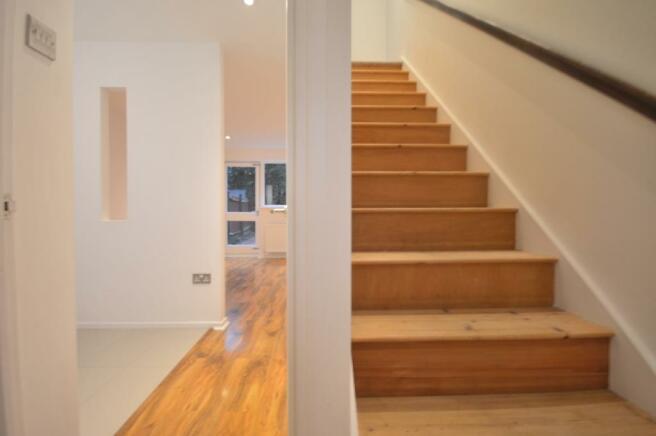 Hallway - Stairs