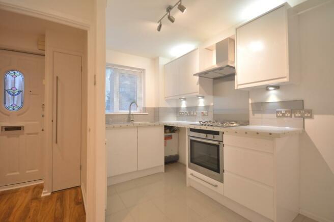 Kitchen - Door