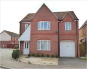 4 bedroom Detached home to rent in John Bends Way...