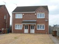 semi detached home in Myles Way, Wisbech, Cambs