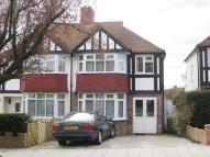 3 bed End of Terrace house in Senlac Road SE12