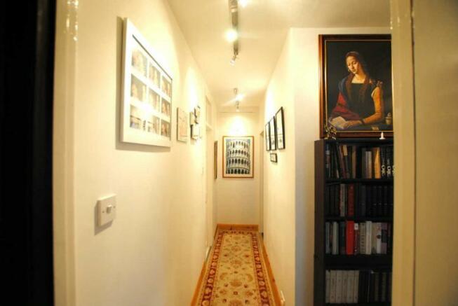 Hallway Bright