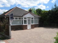 3 bed Detached Bungalow in Lytham Road, Heald Green...