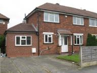 2 bed semi detached property in Appleby Road, Gatley...