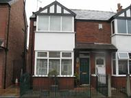 semi detached house in Bulkeley Road, Cheadle