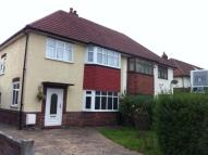 3 bedroom semi detached home in Neal Avenue, Heald Green...