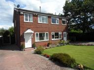 3 bed semi detached property to rent in Roseacre Drive...
