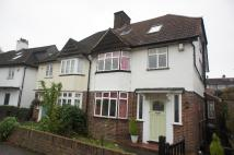 4 bedroom semi detached house in Whittell Gardens...