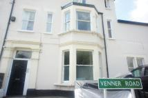 Maisonette in Venner Road SE26