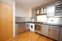 Flat in Rotherhithe Street...