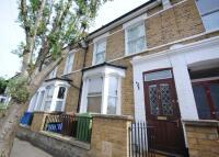 Terraced house in Howden Street London SE15