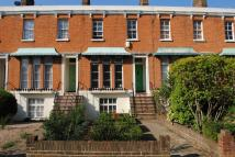 Terraced home in Clifton Crescent London...