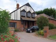 Detached home for sale in Tudor Lodge...