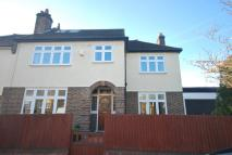 semi detached house in Glennie Road West...