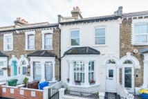 Terraced property in Darrell Road London SE22