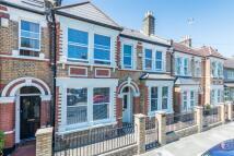 Terraced home in St. Aidans Road London...