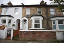 Terraced house in St. Francis Road East...