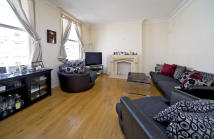 Flat to rent in Elvaston Place