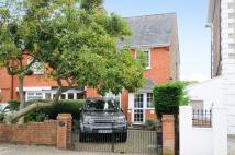 3 bed End of Terrace house in Tudor Road London SE19
