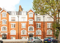Flat for sale in Widley Road, London