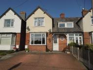 2 bedroom semi detached house in Black Park Road...