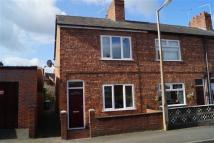 Terraced house in Egerton Road, Whitchurch...