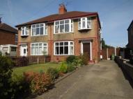 semi detached property in Dodington, Whitchurch...