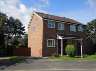 2 bedroom semi detached house for sale in Edward German Drive...