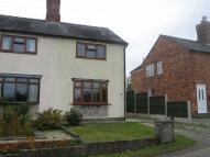 2 bed semi detached home to rent in Platt Lane, Whitchurch...