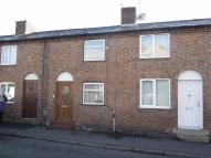 Terraced house in Liverpool Road...