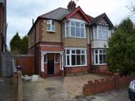 3 bedroom semi detached property to rent in St. Michaels Crescent...