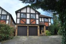 Detached house for sale in Fernwood Close BR1