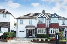 4 bed semi detached home in Rafford Way Bromley BR1