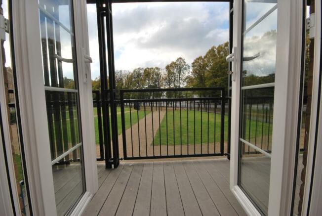 Balcony Access