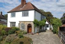 Detached house in Shawfield Park Bromley...