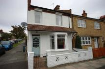 Terraced house to rent in Albany Road Chislehurst...