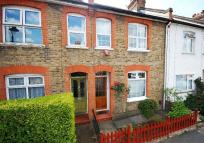 Terraced home for sale in Alexander Road...